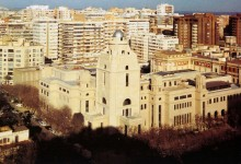rehabilitación rectorado Universidad de Valencia