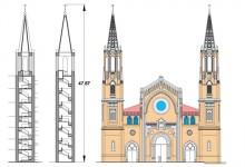 rehabilitación iglesia domincos